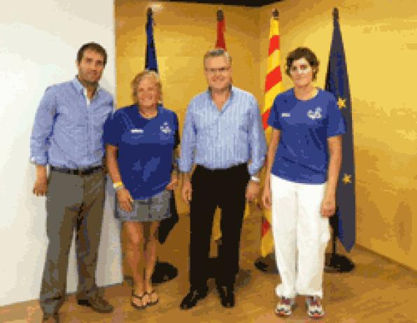 A Swimming Club is born in Salou