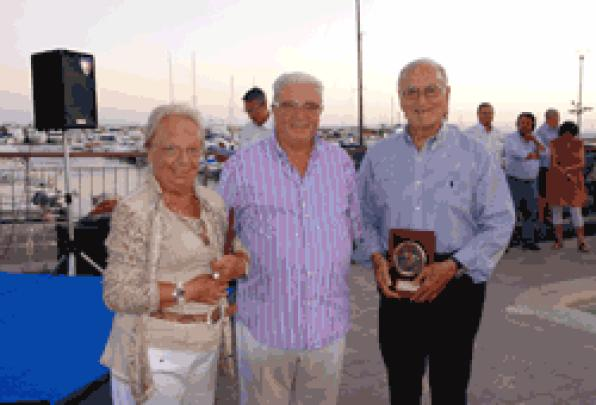Club Náutico Salou appoints two new members of honor
