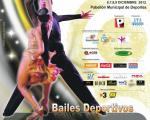 "More than 5,000 dancers competing in the 'Spanish Open Salou XVI ""from 6 to 9 December 1"