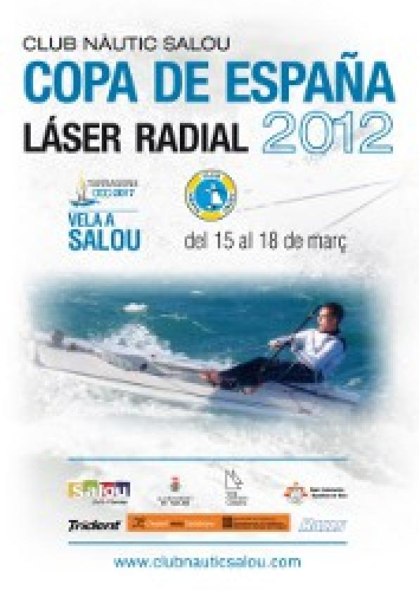 Salou. Club Nàutic. Spanish Cup Laser Radial.