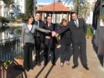 Salou, Cambrils, Vilaseca, Reus and Port Aventura confirm their alliance