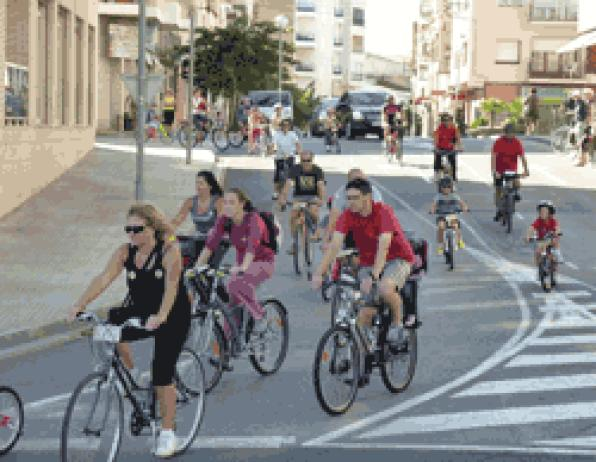 Vandellòs Hospitalet de l'Infant will cycle and walk for cleaner air