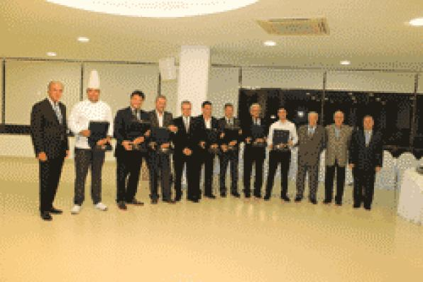 "The magazine ""Gastronomia i Turisme"" has given its 2012 awards"
