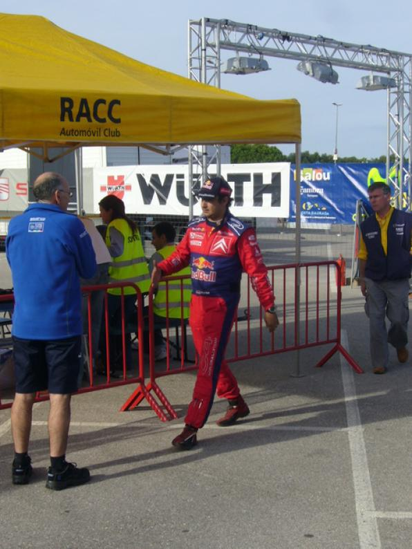 The Tourist Board and the RallyRACC co-organized various activities in Salou