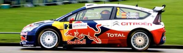 The champion Sebastian Loeb and the Asturian Dani Sordo will be the big attractions of the Rally 1