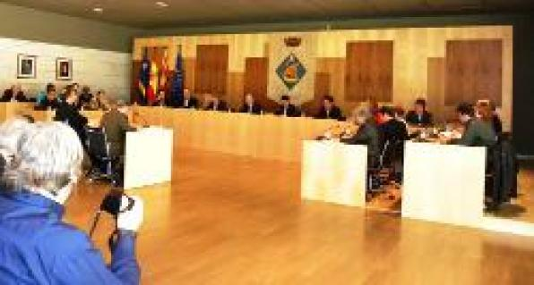 Salou urges the Government to liquidate the outstanding debt with the councils
