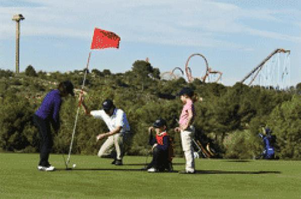 Salou opens to new markets and promotes as a golf destination