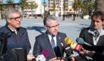 Salou, first sub-site to hoist the flag of the Mediterranean Games of 2017