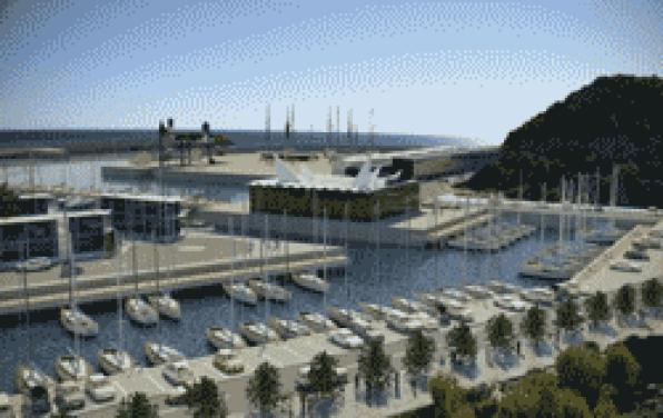 Salou and Tarragona Port Authority signed an agreement to use the old Quarry
