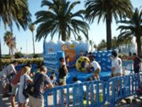 Salou offers summer activities for children to strengthen family tourism destination brand