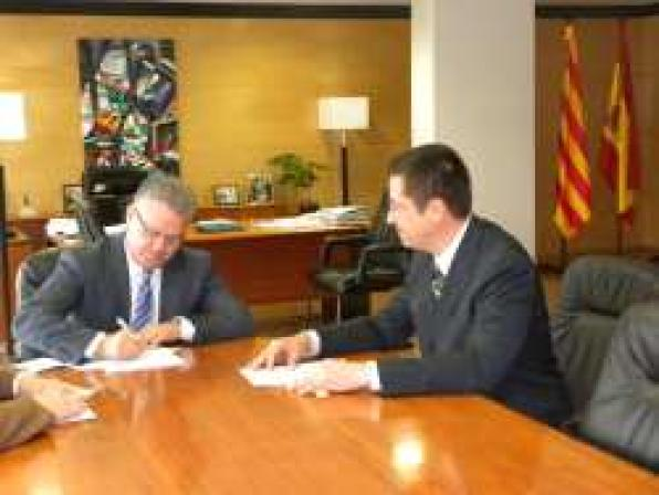 Salou's town hall will create a leading communications network in Spain and Catalonia