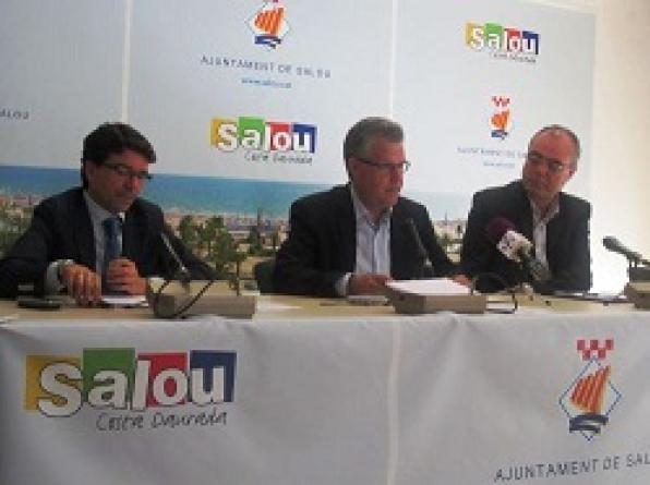 Salou brings to contest a food superstore