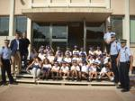 Local Police completed the first phase of the program of road safety education in schools