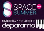 The electronic piano Deparamo act this Saturday at the Summer Space Salou