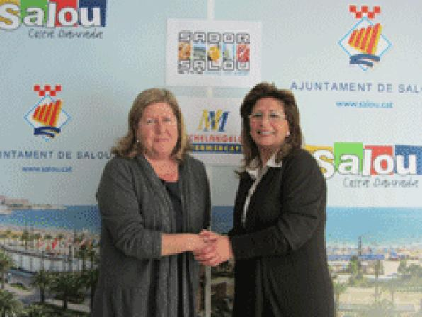 Supermarkets Michelangelo repeats as a sponsor of Sabor Salou