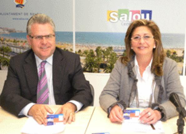 The City of Salou presents the new citizen card