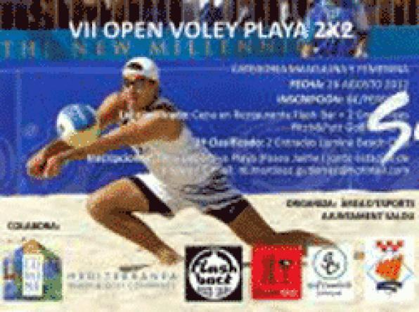 The XXXVIII Trophy  Europe Beach and the VII Open Beach Volleyball arrive in Salou