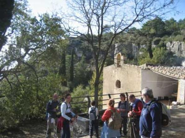 "The output ""Tarragona, come to the mountain?"" on November 15"