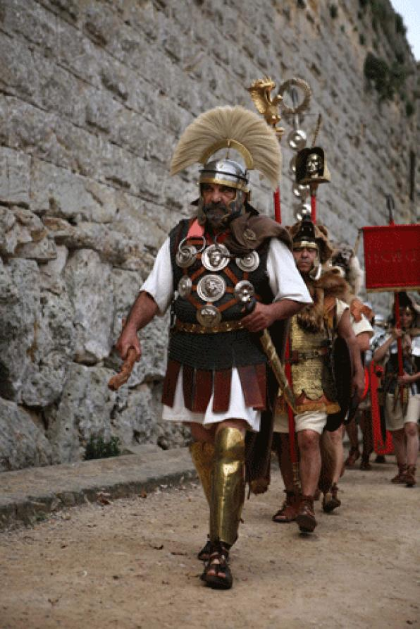 Tarraco Viva, or returning to the Roman Empire, from 18 to 30 May