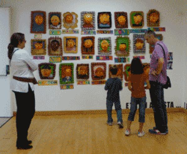 The Museum of Modern Art in Tarragona brings art to schools