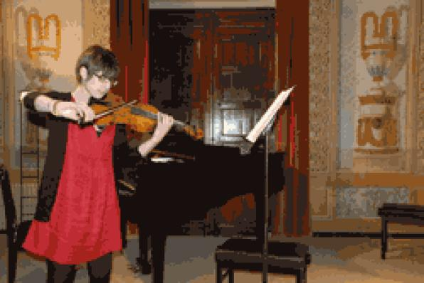 The Conservatory of Tarragona hosts the concerts of the grants Ibercaja